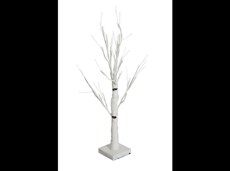 Birch Tree - 50 cm - warm white LED