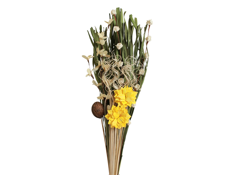 Timeless Romance Bouquet - Yellow
