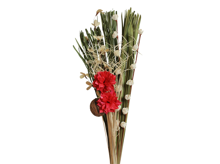 Timeless Romance Bouquet- Red
