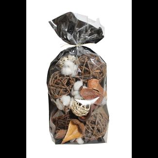 Cotton Assorted Bowl Filler Bag- Artificial Cotton
