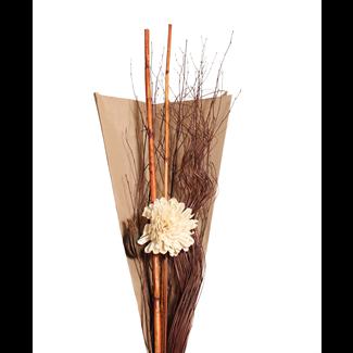 Tall Harvest Bouquet - Mahogany