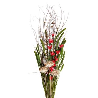 Wildflower Bouquet - Red