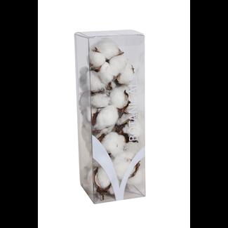 "Cotton Mini Boxed Bowl Filler (9"")-Artificial Cotton"