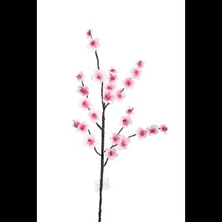 Apple Blossom Branch (2 stem) - Pink
