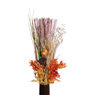 Autumn Bouquet - Gold Pumpkin