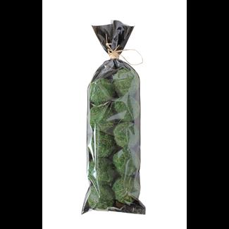 Moss Balls 6 cm in Bag (10 pcs)