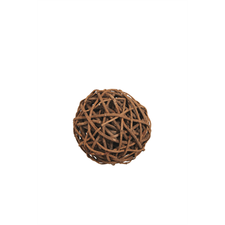 "Root Sphere (8"") Natural"