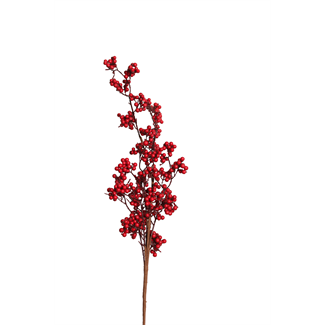 Berry Branch (Small Berry Cluster) Red
