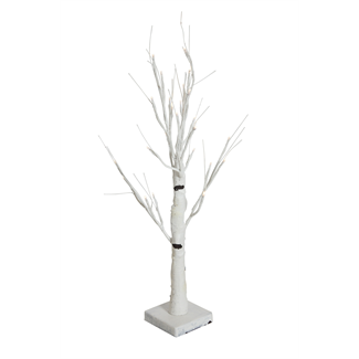 Birch Tree - 50 cm - warm white LED