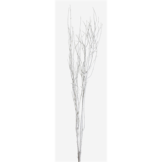 "Twinkly Twigs 36"" (2-3 stem) White"