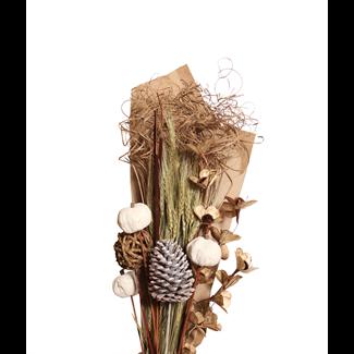 Harvest Bouquet - White Wash