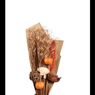 Harvest Bouquet - Gold & Orange