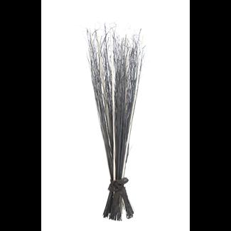 Sheaf  Black -  White Jute Stick