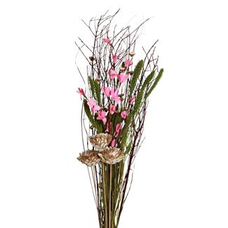 Wildflower Bouquet - Pink