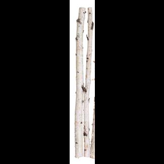 Birch Poles - 4 ft