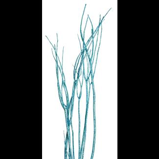 Mitsumata (3 pcs) Ice blue glitter