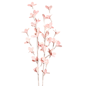Blossom Branches (2 stem) White Washed Pink