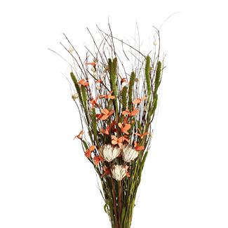 Wildflower Bouquet - Orange