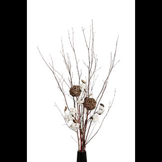 Cotton Bouquet (90-120cm)- Artificial