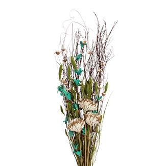 Wildflower Bouquet - Aqua