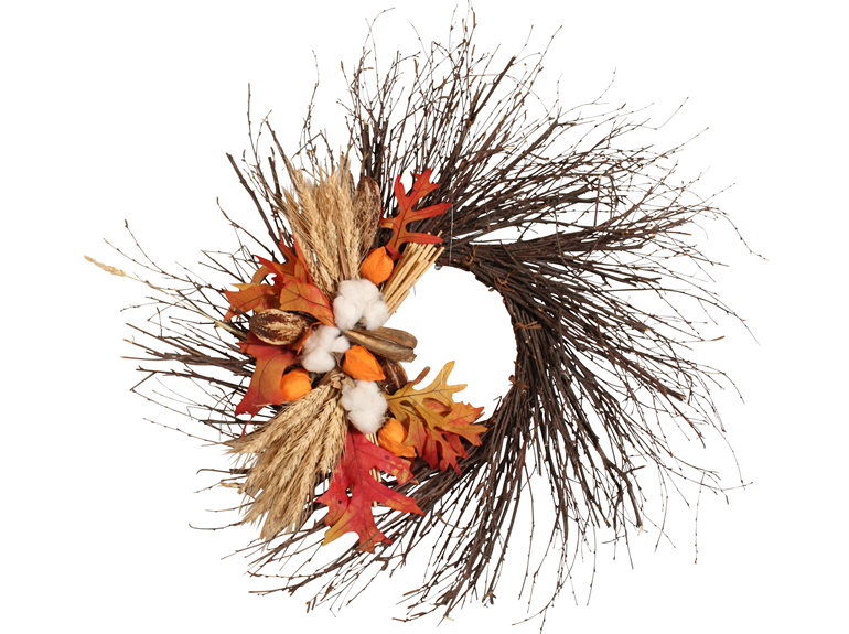 NEW Fall Wreaths & Sheaves