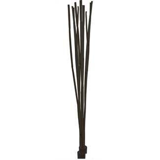Bamboo Reed (10 stem) Black