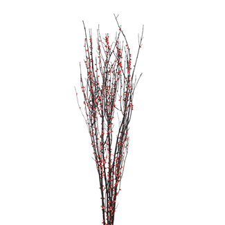 Berried Branches - Orange
