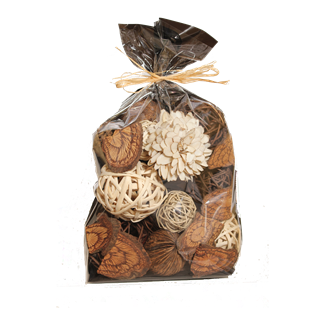 Driftwood - Jumbo Bowl Filler - Butterfly Bark
