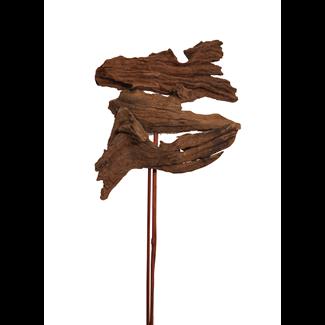 Driftwood (3 stem) Natural