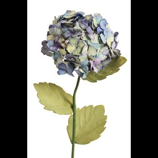 Paper Hydrangea - Ocean Blue