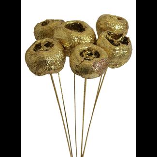 Talami (5 stem) Gold glitter