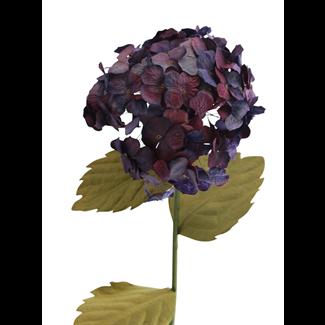 Paper Hydrangea - Amethyst