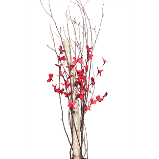 Everyday Urn Kit - Red Blossom