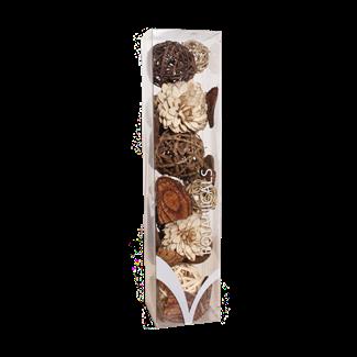 Driftwood - Jumbo Boxed Bowl Filler - Butterfly Bark