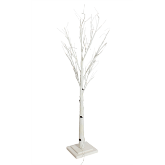 Birch Tree - 120 cm - warm white LED